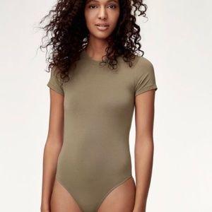 NWT Wilfred Free Florilege Bodysuit